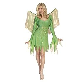 4 Ways to Make a Tinkerbell Costume - wikiHow