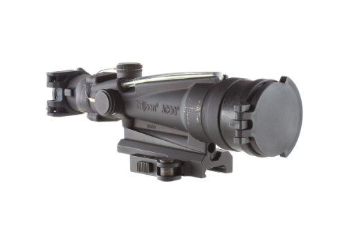 Trijicon Acog 3.5X35 Scope, Dual Illuminated Green Horseshoe/Dot