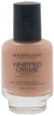 Max Factor Whipped Crème Makeup 313 Creme Glow ( Cool 4 )