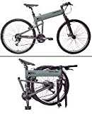 Montague 20″ Paratrooper Military Folding Mountain Bike