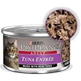 Pro Plan Adult Tuna Entree In Sauce Canned Cat Food 24 - 3oz Cans