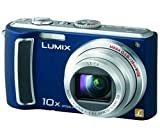 Panasonic Lumix DMC-TZ5 Compact Camera ( 10.7 MP,10 x Optical Zoom,3 -inch LCD )