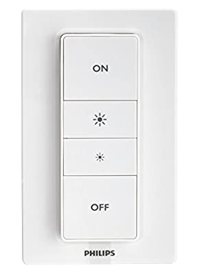 philips hue dimmer switch frustration free packaging