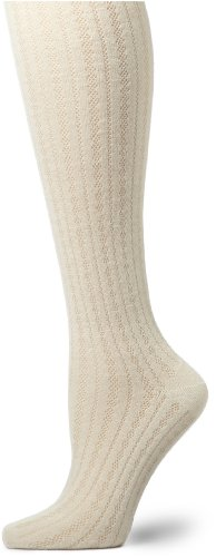 Capezio New York Women's Pointelle Over the Knee Sock