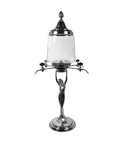 Bonnecaze Absinthe & Cuisine Set of 4 Lady Absinthe Fountain Spouts