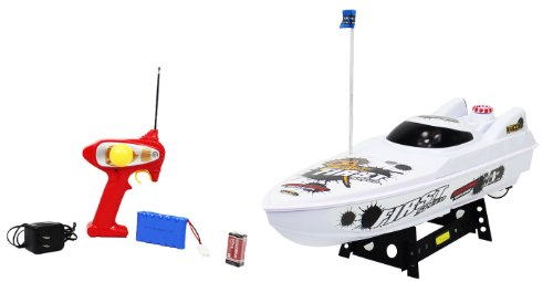MX Championship Swordfish Racer Electric RTR RC Speed Boat Good Quality Remote Control Boat RECHARGEABLE!
