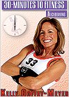 Kelly Coffey-Meyer's 30-Minutes to Fitness Kickboxing DVD