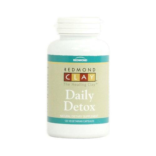 Redmond Trading Company Daily Detox 120 Vegetarian Capsules