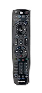 Philips SRU5107/27 7 Device Universal Remote Control (Discontinued by Manufacturer)