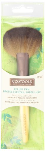 EcoTools Deluxe Fan Brush, 1.16 Ounce