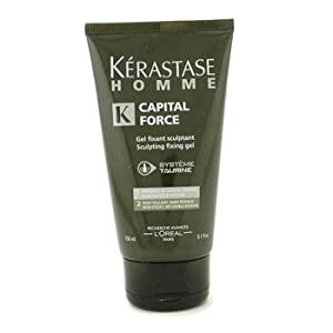 Kerastase Homme Capital Force Gel 5.1 oz