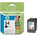 HP Patrone Nr.54 Tinte schwarz 600 Seiten DeskJet F4180