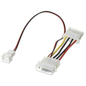 3-Wire To 4-Wire Power Adapter