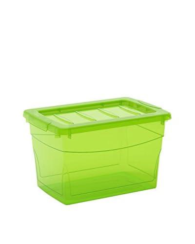 Kis Set Contenitore Organizzazione Spazi 6 pezzi Omnibox S Verde