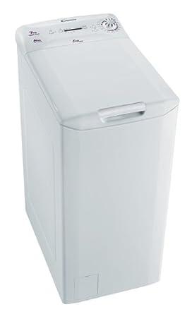 Candy EVOT 10071 D machine à laver - machines à laver (Autonome, Top-load, A+, A, C, Blanc)