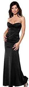 Strapless Gown Formal Evening Party S…