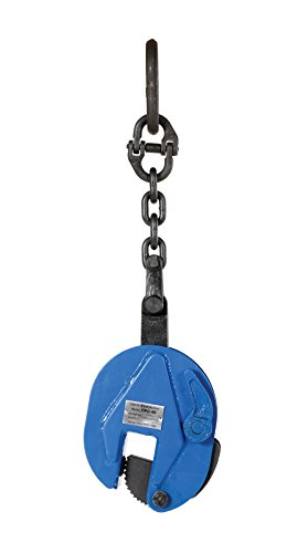 Vestil cpc heavy duty steel vertical plate clamps with