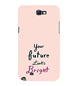 Ebby Premium Printed Mobile Back Case Cover With Full protection For Samsung Galaxy Note 2 N7100 (Designer Case)