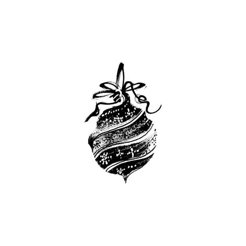 Penny Black Rubber Stamp 2X3 Tree Treasure; 2 Items/Order
