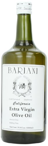 Bariani California Olive Oil - 1000 ml (33.8fl.oz.) (Bariani Olive Oil compare prices)