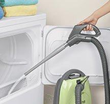 Dryer Vent Vacuum Attachment (Single) (Dryer Vent Cleaner Vacuum compare prices)