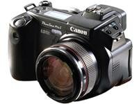 Canon Powershot Pro1 Digital Camera [8.0MP , 7 x Optical]