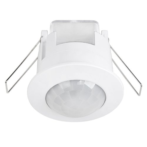 Recessed 360 Degree PIR Ceiling Occupancy Motion Sensor Detector Light Switch