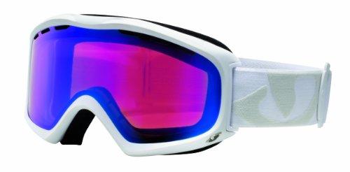 GIRO Skibrille Signal, m.white/tonal white/amber p.37, 2025891