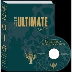 BRITANNICA ENCYLOPEDIA 2016 PC DVD ROM | 2016 ULTIMATE EDITION REFERENCE PC DVD ROM