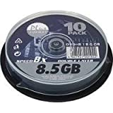 "Platinum DVD+R Double Layer 8,5GB 8x 10er Spindel DVD-Rohlingevon ""Platinum"""