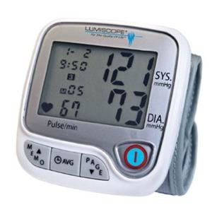 Cheap Lumiscope, Wrist BP Monitor (Catalog Category: Personal Care / Blood & Heart Monitors) (ITE-1147-DAH|1)