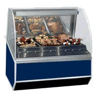 Federal Sn-6Hd 77In Heated Deli Display Case