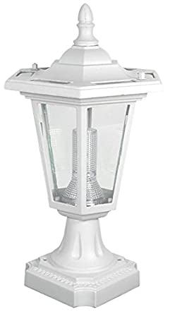 Solar coach lantern