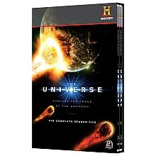 Cover art for  The Universe: The Complete Season Five