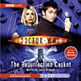 Doctor who the resurrection casket, 2 discs ( audio discs )