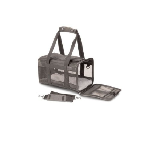 """Sherpa Pet - Original Deluxe - Small - Gray - 15"""" X 10"""" X 8.5"""" (Spt55540) - front-190755"""
