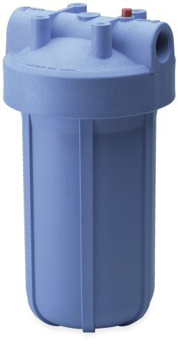 Culligan Hd-950A 1-Inch Outlet/Inlet Heavy Duty Sediment Water Filter Housing, Opaque front-315443