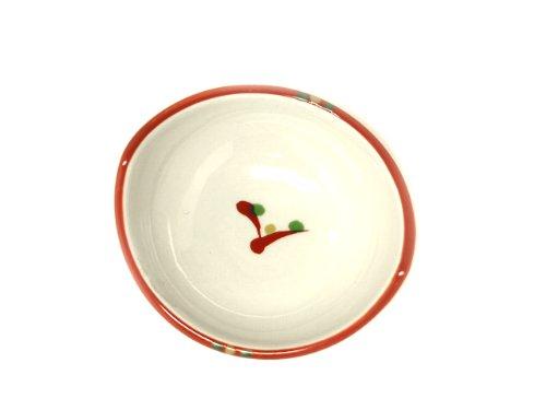 ARITA-HALF-MOON 8cm Kleine Schale Japanisch traditionell