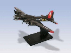 B-17G Fortress (Olive) Airplane Model