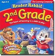 Reader Rabbit 2nd Grade Classic (Jewel Case)