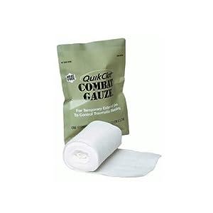 Z-Medica QuikClot Combat Gauze