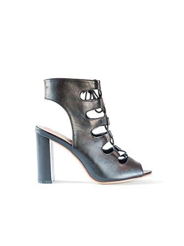 Naomi Black, 37, Black - Sandalo Alto - Martina Gabriele shoes