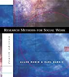Research Methods for Social Work (with InfoTrac) (0534362176) by Rubin, Allen