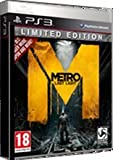 Metro Last Light Limited Edition Game PS3