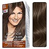 Advance Techniques Professional Hair Colour - 5.0 Medium Brown