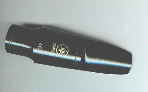 Yamaha yac1281 4c standard soprano saxophone mouthpiece for Yamaha 4c sax mouthpiece