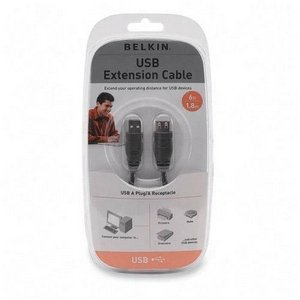 Pro Series High-Speed USB 2.0 Extension Cable, 6 ft.