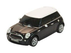 Jamara - 403210 - Maquette - Voiture - Mini Cooper S - Noir - 3 Pièces