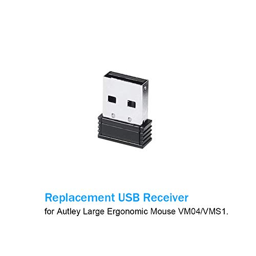 Replacement USB Receiver for Autley Large Ergonomic Mouse VM04 / VMS1