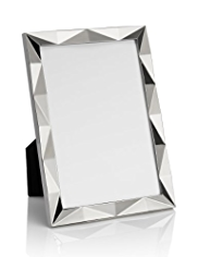 "Metal Geometric Photo Frame 13 x 18cm (5 x 7"")"